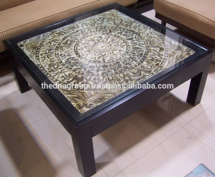 Latest Modern Wooden Centre Table Design Glass Top Indian Wooden Center Wooden Centre Table Designs With Glass Top