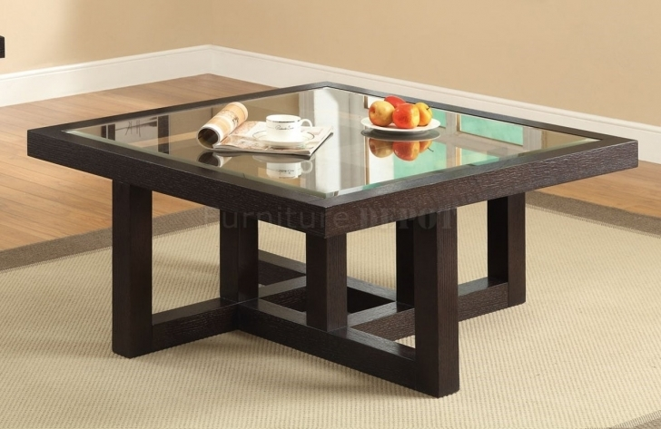 Popular Wooden Coffee Table Designs With Glass Top Black Square Traditional Wooden Centre Table Designs With Glass Top